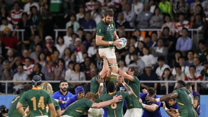 Lood de Jager returned the positive test and on the grounds of his close contact with a number of players, the whole squad are having to quarantine