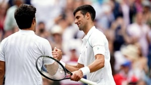 It's now 18 consecutive consecutive slam wins for Djokovic
