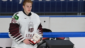 Kivlenieks played for his native Latvia in May at the IIHF World Championships