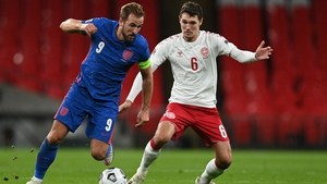 Accustomed to facing Kane at club level, Christensen also went up against him in the UEFA Nations League