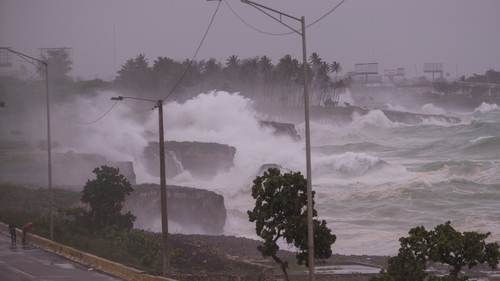 The storm had previously wreaked havoc in parts of Barbados, St. Lucia, Haiti, Jamaica and the Dominican Republic