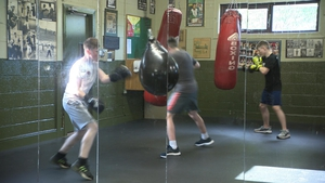 The Holy Family Boxing Club in Ballsgrove relies on volunteers
