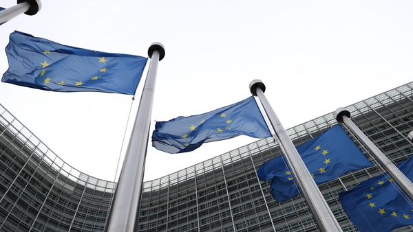 The European Commission said it noted the comments made by Brexit minister David Frost last week