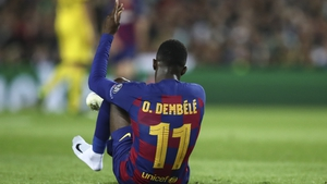 Dembele: 'I understand how it could have impacted the people present in those images and as such I offer them my sincere apologies'
