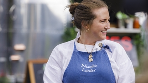 Niamh's Larder: 'Let's be brave because we have to be brave'