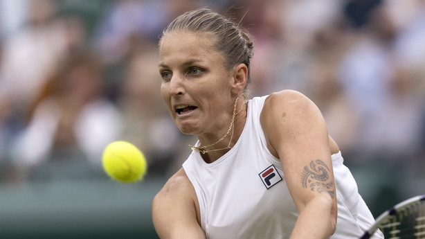 Karolina Pliskova's only Grand Slam final appearance to date was at the 2016 US OPen