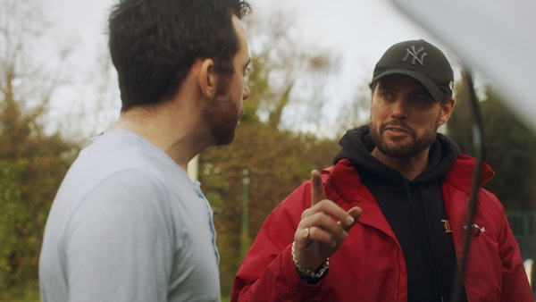 Keith Duffy in Poster Boys