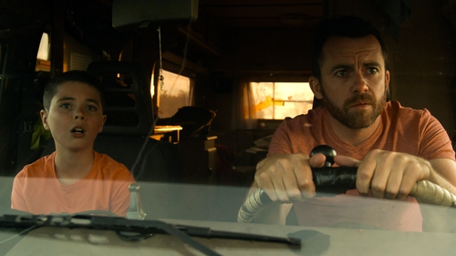Ryan Minogue-Lee and Trevor O'Connell in Poster Boys