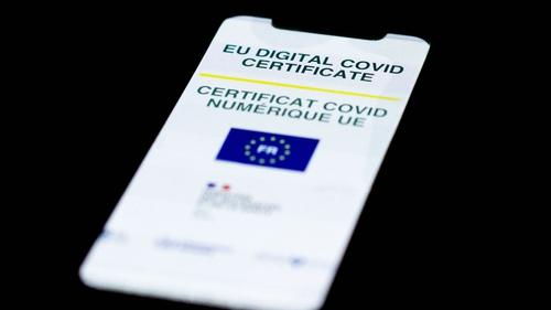 The EU Digital Covid Certificate