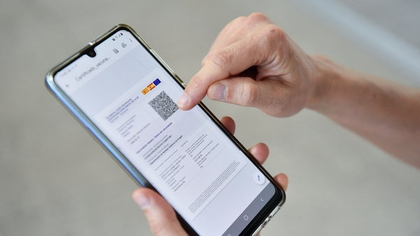 It is believed the email or letter will contain code which can be scanned onto a smartphone