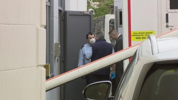 Francis Carr arrives for sentencing at Castlebar Circuit Criminal Court