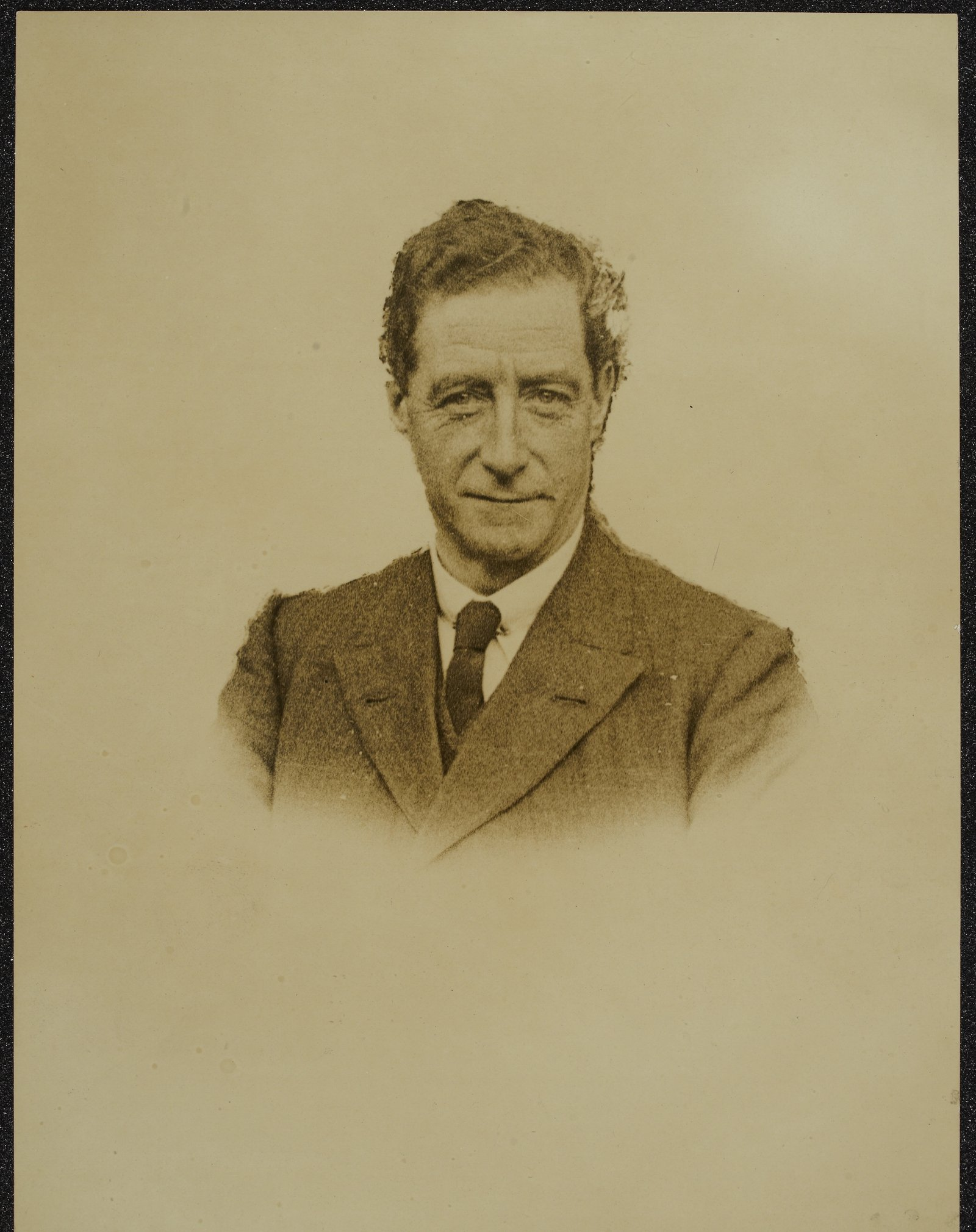 Image - Minister for Defence Cathal Brugha was determined to keep the IRA, now referred to as 'The Irish Army', under government control.  Credit: National Library of Ireland.