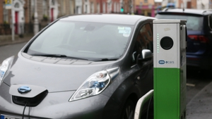The Climate Action Plan 2019 committed to a goal of more than 900,000 vehicles on our roads by 2030 (file image: Rollingnews.ie)