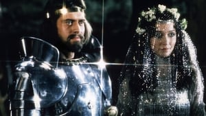 Nigel Terry and Cherie Lunghi in John Boorman's Excalibur