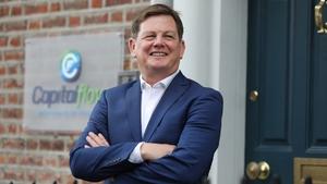 Ronan Horgan, the CEO of Capitalflow