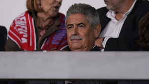 Portuguese real estate businessman Luís Filipe Vieira has been president of Benfica since 2003
