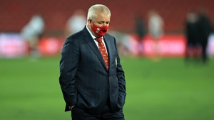 Warren Gatland's Lions side had to cope with an unorthodox preparation for their match against the Sharks