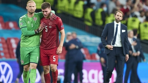 Denmark bowed out of the tournament after an extra-time defeat to England