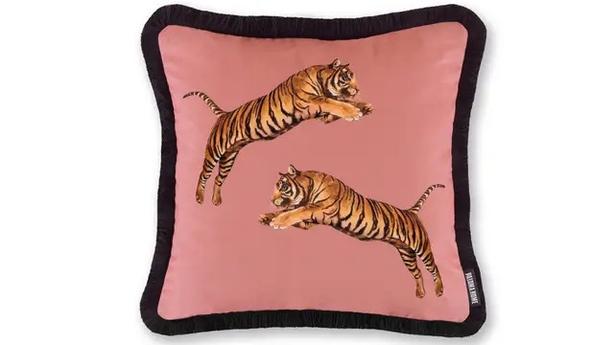 Pouncing Tigers Blossom, £30, Paloma Home (Paloma Home/PA)