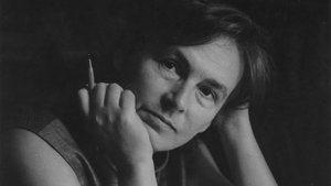 Belfast author and East German favourite Elizabeth Shaw. Photo: © Anne Schneider, courtesy of vbb