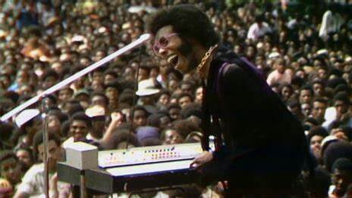 Sly Stone features in Summer Of Soul