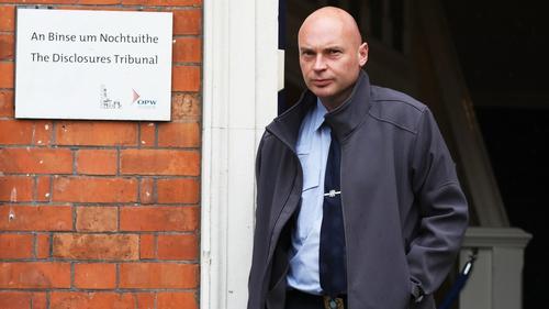 Garda Nicholas Keogh made a protected disclosure on 8 May 2014