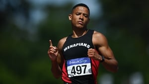 Leon Reid has been named in the Irish Olympic team for Tokyo