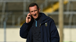 Tipp manager Paddy Christie