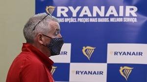 Ryanair group CEO Michael O'Leary said the airline is recovering much faster than other any airline in Europe