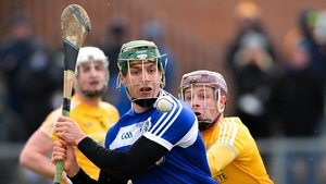 Laois and Antrim are battling for championship survival