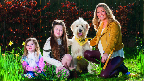 Ever since she was a child, Andrea Hayes has had an enormous love for animals