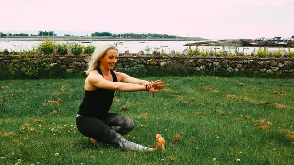 Jess Keniston, a personal trainer, nutrition therapist and women's health expert