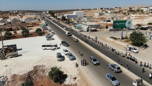 Ireland and Norway had presented a draft resolution last month to keep the Bab al-Hawa crossing open for one year