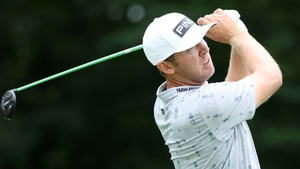 Seamus Power moved onto seven under par with a second-round 67