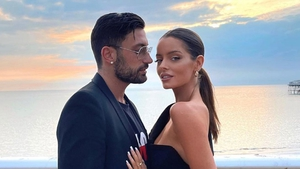 Maura Higgins shared this snap on her Instagram with Giovanni Pernice, confirming their relationship