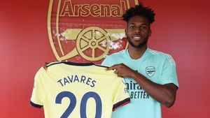 Nuno Tavares becomes Arsenal's first summer signing