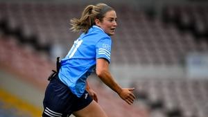 Siobhan Killeen hit 1-02 for Dublin