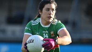 Rachel Kearns scored 1-02 against Cavan