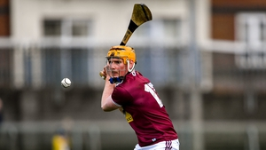 Niall Mitchell bagged 1-01 for Westmeath