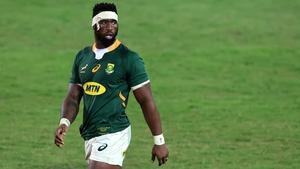 Skipper Siya Kolisi is among the players who have tested positive