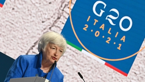 Janet Yellen said Ireland might have to raise its 12.5% corporate tax rate a bit