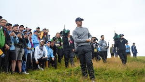 McIlroy did not make the cut at Royal Portrush