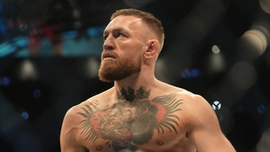 """Conor McGregor: """"A clean break of the tibia and it was not to be."""""""