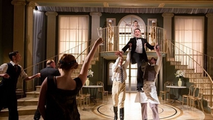 The high-flying Paul Mescal as Jay Gatsby at The Gate in Dublin