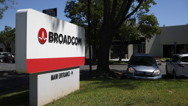 Broadcom supplies chips to major firms including Apple