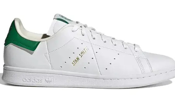 Adidas Stan Smith Cloud White Green, £75, The Sole Supplier (The Sole Supplier/PA)