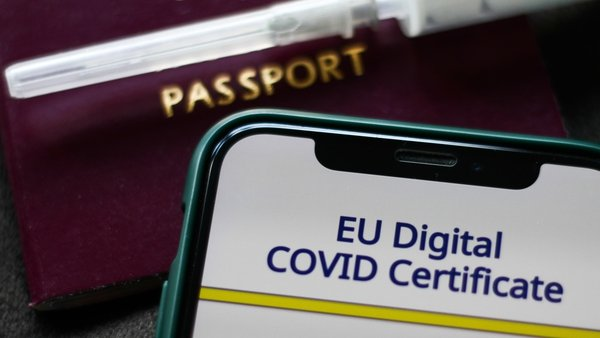 People have begun to receive their EU Digital Covid Certificates