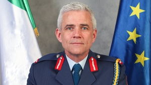Major General Seán Clancy is the first Air Corps Chief of Staff in the history of the state