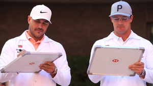Brooks Koepka and Bryson DeChambeau have seen their fractious relationship gain much media attention