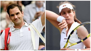 Roger Federer and Johanna Konta will not be competing in Tokyo